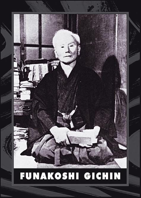 Funakoshi kép